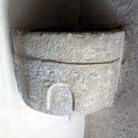 Chiesa dell'Addolorata - acquasantiera - Grotti