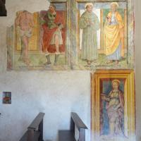 Chiesa dell'Addolorata - santi devozionali - Grotti
