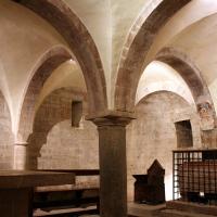 Chiesa di San Felice di Narco - cripta - Castel San Felice