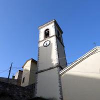 Chiesa di Santa Maria Assunta - campanile - Caso
