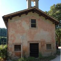 Chiesa di Santa Maria di Narco (La Pia) - esterno - Sant'Anatolia di Narco