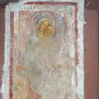 Chiesa di Santa Maria di Narco (La Pia) - Madonna con Bambino - Sant'Anatolia di Narco