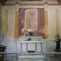 Chiesa di Santa Maria di Narco (La Pia) - interno - Sant'Anatolia di Narco