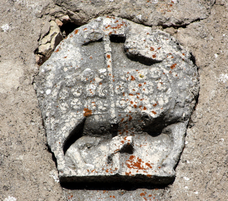 Chiesa di Santa Maria o Madonna dell'Immagine - Agnello crucifero - Gavelli