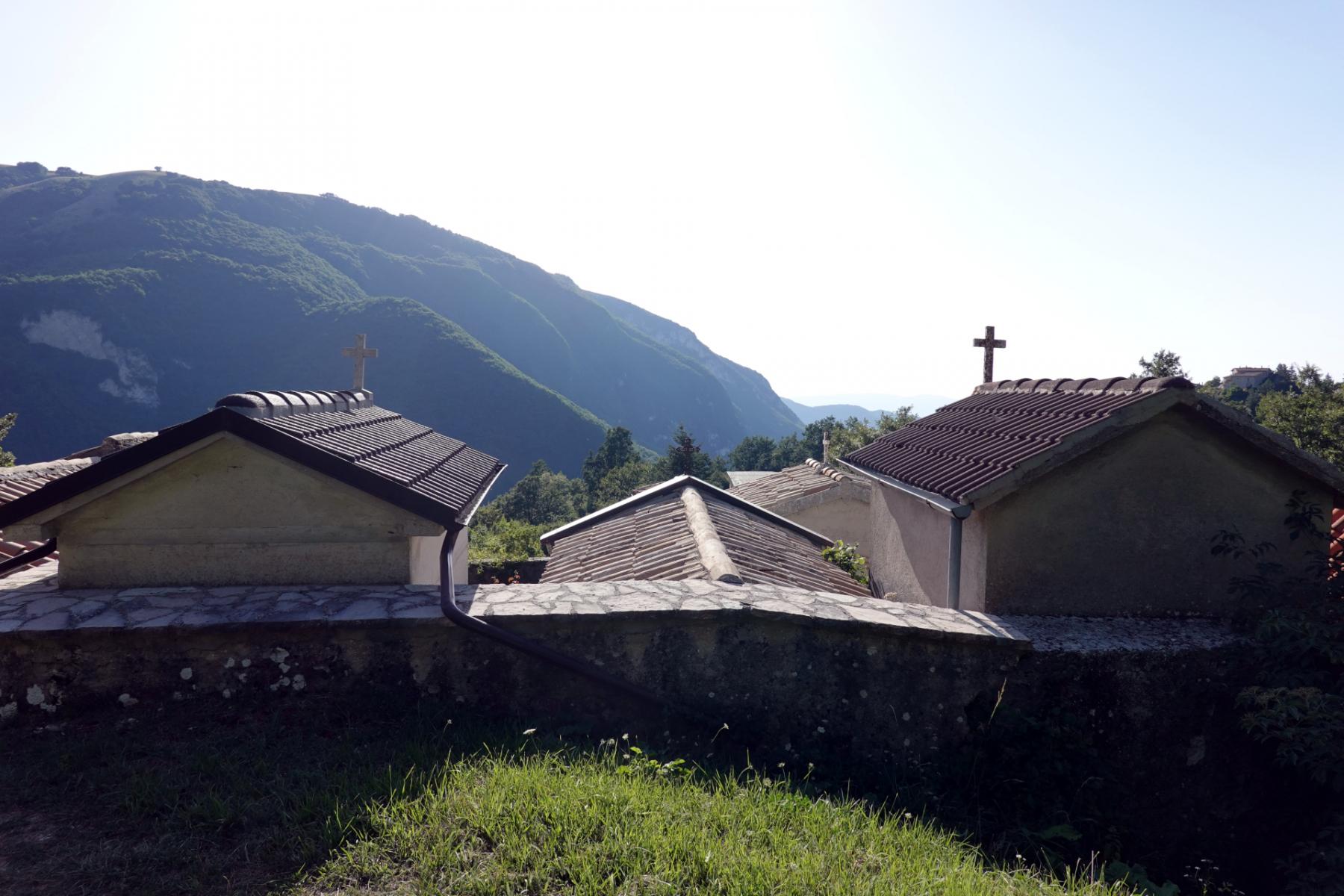 Chiesa di Santa Maria o Madonna dell'Immagine - annesso cimitero - Gavelli
