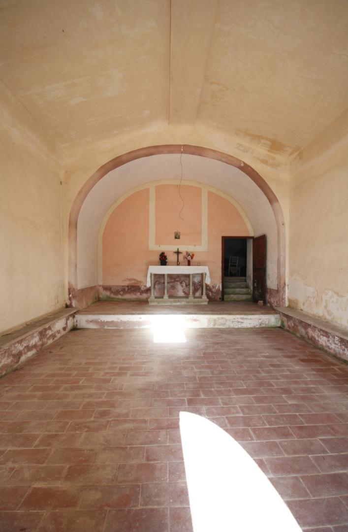 Chiesa di Santa Maria o Madonna dell'Immagine - interno - Gavelli