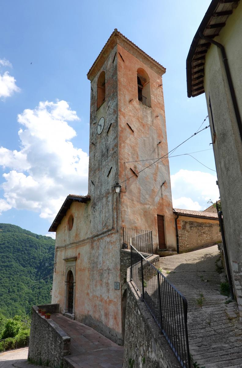 Chiesa di San Michele Arcangelo - Gavelli