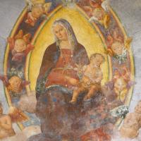 Nicchia di San Girolamo - Chiesa di San Michele Arcangelo - Gavelli