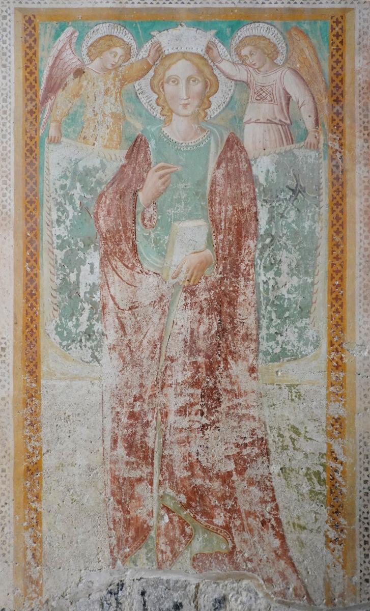 Chiesa di Santa Cristina - Santa Cristina - Caso