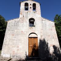 Chiesa di Santa Cristina - esterno - Caso