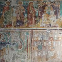 Chiesa di Santa Cristina - giudizio universale - Caso