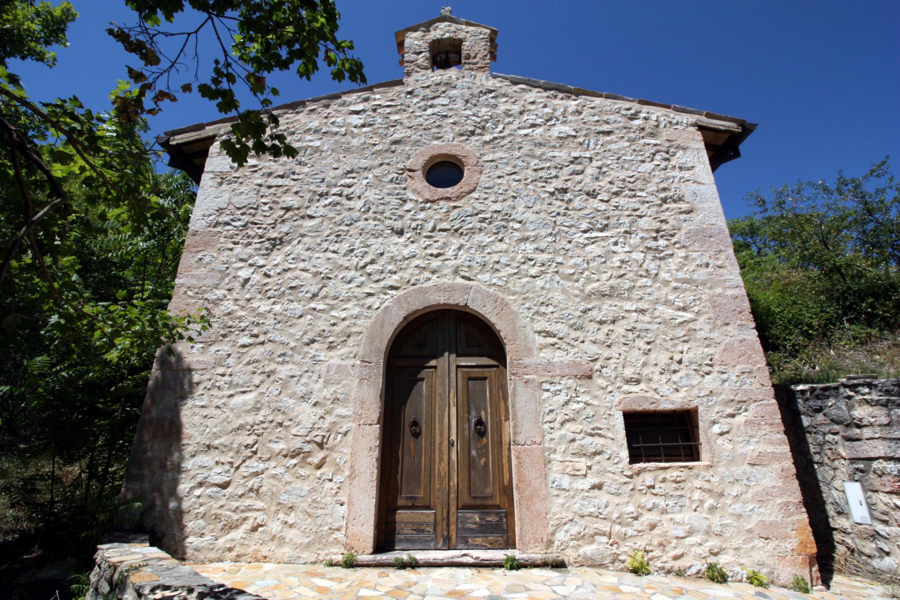 Chiesa di Santa Lucia - esterno - Tassinare