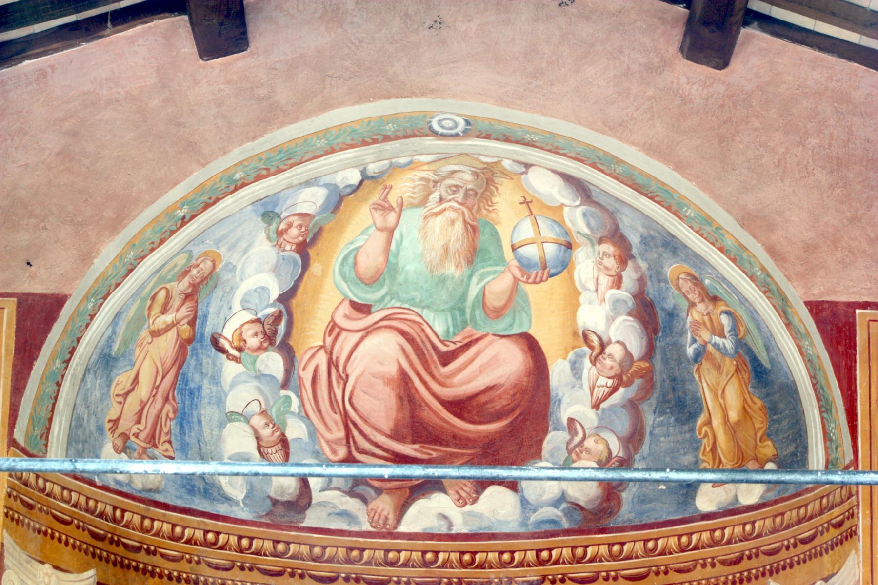 Chiesa di Santa Lucia - abside - Tassinare