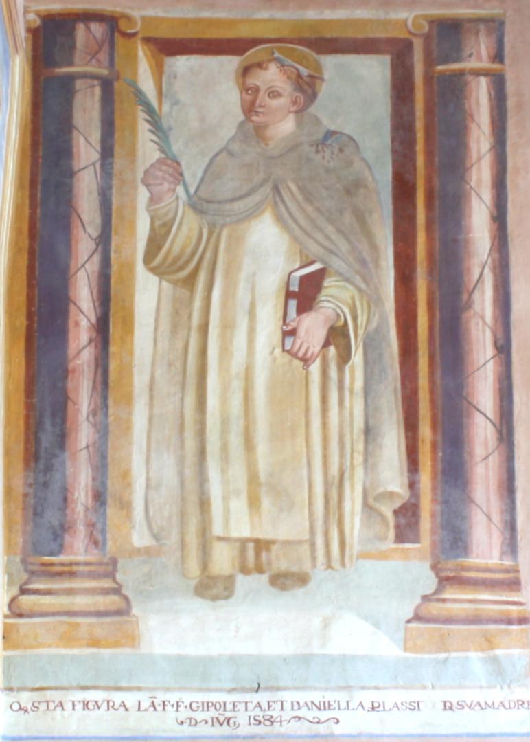 Chiesa di Santa Lucia - San Pietro Martire - Tassinare