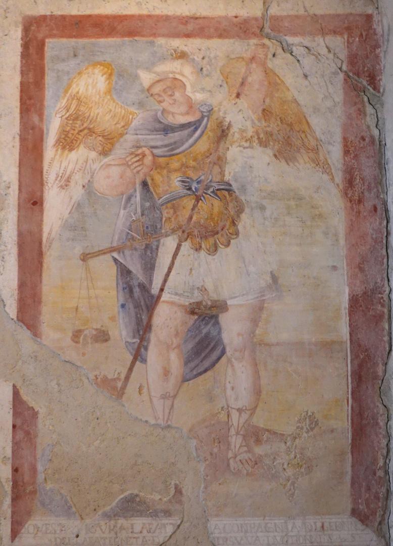 Chiesa di Santa Maria delle Grazie - San Michele Arcangelo - Caso