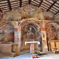 Chiesa di Santa Maria delle Grazie - interno - Caso