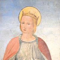 Chiesa di Santa Maria delle Grazie - Santa Cristina - Caso