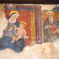 Chiesa di Santa Maria delle Grazie - Madonna con Bambino e Sant'Antonio abate - Caso