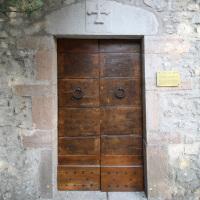 Chiesa di Santa Maria delle Grazie - portale - Caso