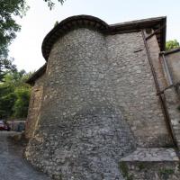 Chiesa di Santa Maria delle Grazie - abside - Caso