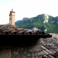 Chiesa di Santa Maria delle Grazie - campanile - Caso