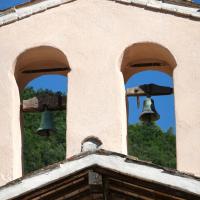 Chiesa di Santa Maria delle Grazie - campanile - Sant'Anatolia di Narco