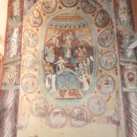Chiesa di Santa Maria delle Grazie - nicchia Madonna del Rosario - Sant'Anatolia di Narco